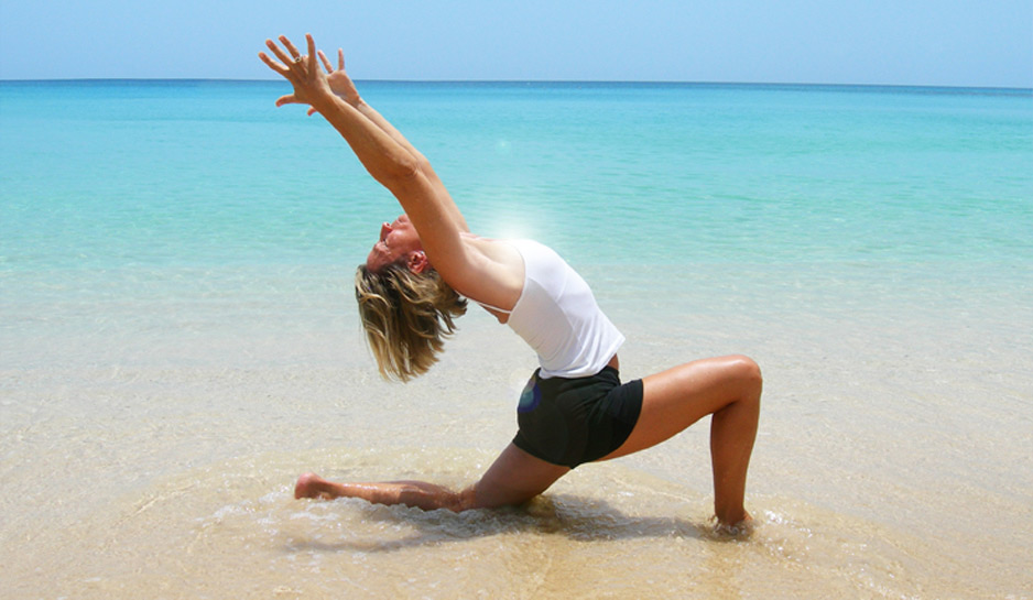 Yoga in Barbados with Sunshine Kula 4