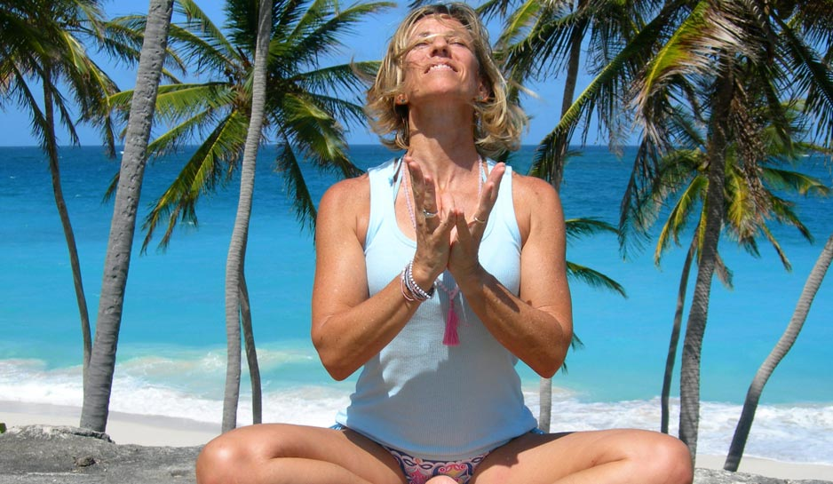 Yoga in Barbados with Sunshine Kula 2
